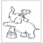 Różne - Cyrkowy Słoń