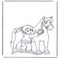 Czesanie konia