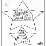 Boze Narodzenie - Dekoracje na Boże Narodzenie - Biblia 1