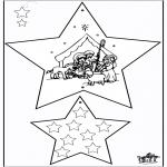 Boze Narodzenie - Dekoracje na Boże Narodzenie - Biblia 3