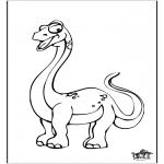 Zwierzęta - Dinozaur 10