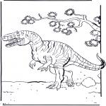 Zwierzęta - Dinozaur 2
