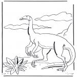 Zwierzęta - Dinozaur 3