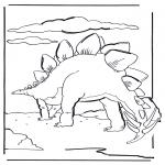 Zwierzęta - Dinozaur 6
