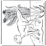 Zwierzęta - Dinozaur 7