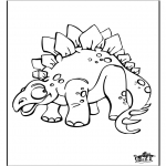 Zwierzęta - Dinozaur 9