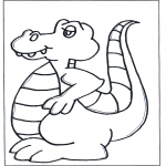 Zwierzęta - Dinozaur