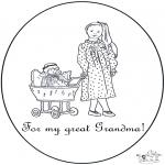 Maisterkowanie - Dla Babci