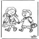 Przedszkolaki - Do szkoły 3