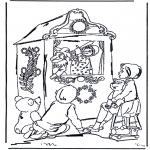 Przedszkolaki - Dom dla lalek