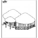 Różne - Dom na plaży
