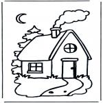 Przedszkolaki - Domek dla dzieci