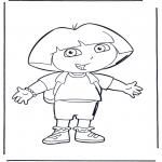 Przedszkolaki - Dora 1