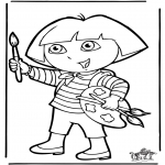 Przedszkolaki - Dora 10