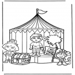 Przedszkolaki - Dora 13