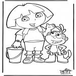 Przedszkolaki - Dora 4