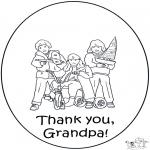 Maisterkowanie - Dziadku Dziękuję