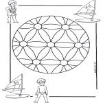 Mandala's - Dziecięca Mandala 2