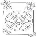 Mandala's - Dziecięca Mandala 3