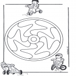 Mandala's - Dziecięca Mandala12