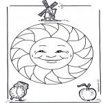 Mandala's - Dziecięca Mandala15