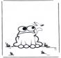 Dziecięca żabka
