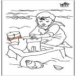 Przedszkolaki - Dziecko nad morzem