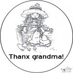 Tematy - Dziękuję Ci Babciu