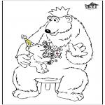 Tematy - Dzień Ojca - Niedźwiedź