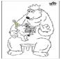 Dzień Ojca - Niedźwiedź