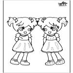 Przedszkolaki - Dziewczęta 3
