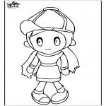 Przedszkolaki - Dziewczyna 4