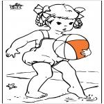 Różne - Dziewczyna nad morzem