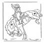 Dziewczynka na koniu 2