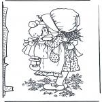Różne - Dziewczynka z lalką
