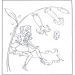 Różne - Elf na Kwiatku