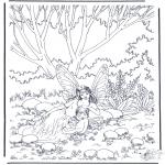 Różne - Elfy w Lesie