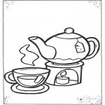 Przedszkolaki - Filiżanka herbaty
