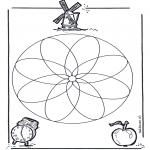 Mandala's - Geomandala 1