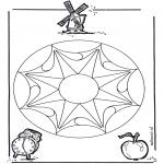 Mandala's - Geomandala 3
