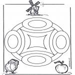 Mandala's - Geomandala 4