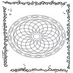 Mandala's - Geomandala 5