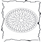 Mandala's - Geomandala 7