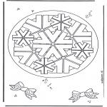 Mandala's - Geomandala 8