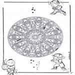 Mandala's - Geomandala