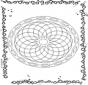 Geometryczna Mandala 1