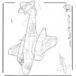 Różne - Gloster Meteor