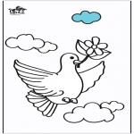 Zwierzęta - Gołąb 2