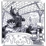 Bohaterowie Z Bajek - Harry potter 8