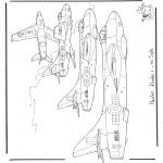 Różne - Hawker Hunter
